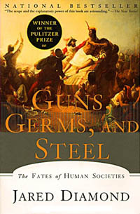 jared diamond guns germs steel thesis Guns germs and steel essay assignment using the theories presented by jared diamond in the documentary guns germs and steel, write a 5 paragraph.