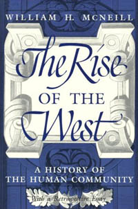 The Rise of the West - William McNeill